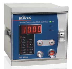 relay bảo vệ quá dòng kết hợp chạm đất mikro