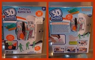 141 29 15; 3D Magic; 3D Maker; 69545; A World of Play; Bonus Free Play Stencil; Fortress Battle Set; Homemade; Irwin RX Ltd; Item No: 83003; Mookie Toys; Small Scale World; smallscaleworld.blogspot.com; Toronto; Toy Maker; Toy Soldiers; UV Light Activated; box1 3DMagic Irwin RX Fortress Battle Set Mookie Toys Toy Soldier Maker UV Machine