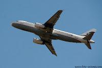 Airbus A320 / SX-DVL