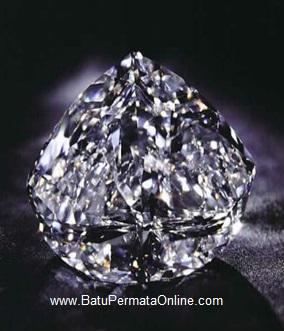 Berlian De Beers Centenary Diamond