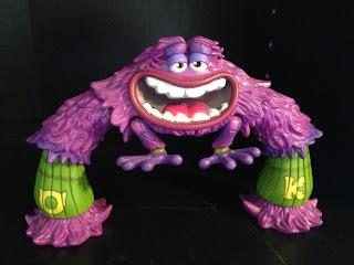 dan the pixar fan monsters university scare students