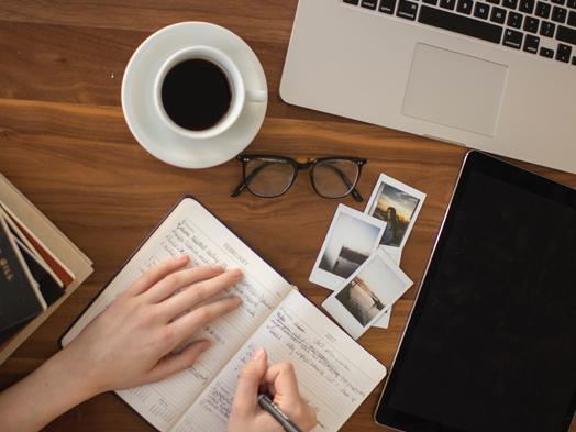 5 Tips kebiasaan dalam rutin harian blogger