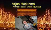 Arjan Hoeksma winnaar Tourpoule