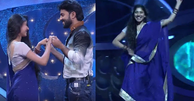 Sai Pallavi Awesome Dancing