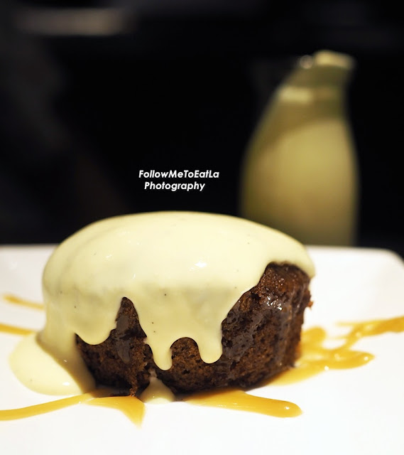 STICKY DATE PUDDING  RM 22