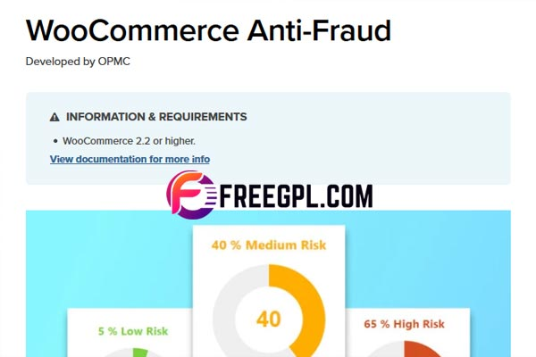 WooCommerce Anti-Fraud Plugin Free Download