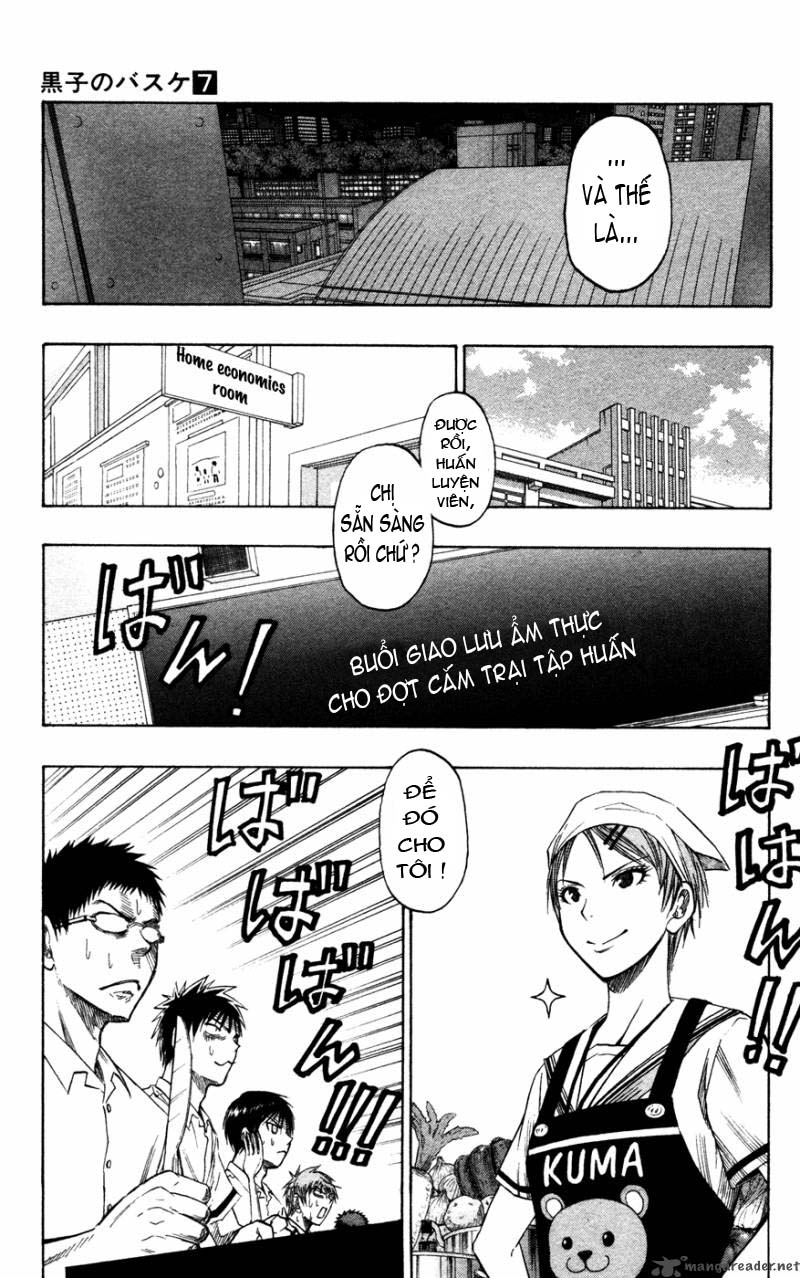 Kuroko No Basket chap 058 trang 11
