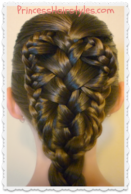 Pretty braid, the stingray video tutorial