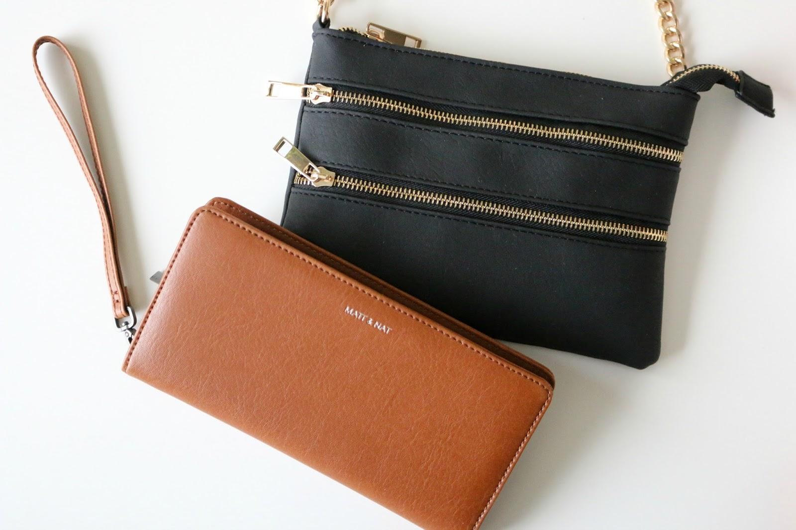 Matt & Nat Duma Chili Wallet Cross-Body Bag