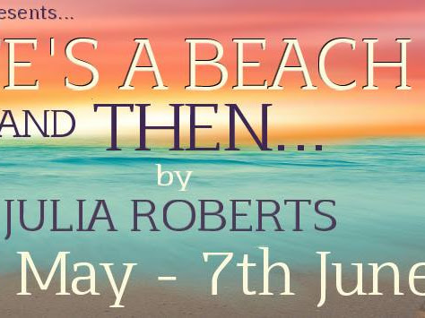 BLOG TOUR - Life's A Beach And Then.... by Julia Roberts