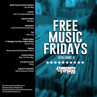 Free Music Fridays Volume 5 (2017)