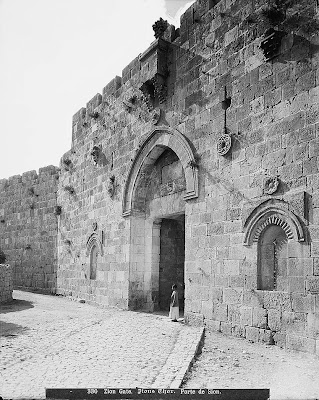 This image has an empty alt attribute; its file name is zion+gate+1900.jpg