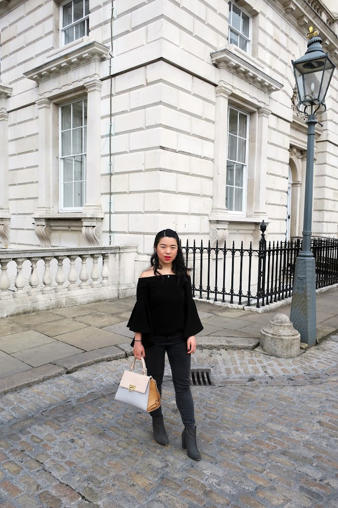 London Fashion Week outfit - day 2