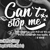 [PSD Ảnh Bìa] Can't Stop Me - B Wine