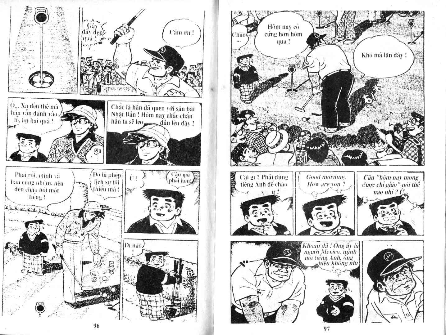 Ashita Tenki ni Naare chapter 41 trang 47