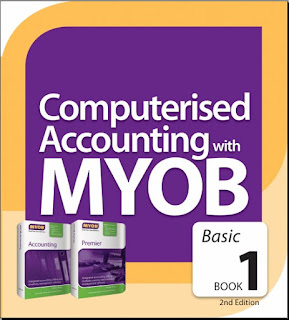 Computerised Accounting with MYOB Basic 1