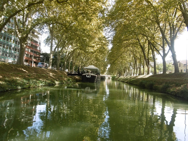 Canal de Brienne, Toulouse, malooka