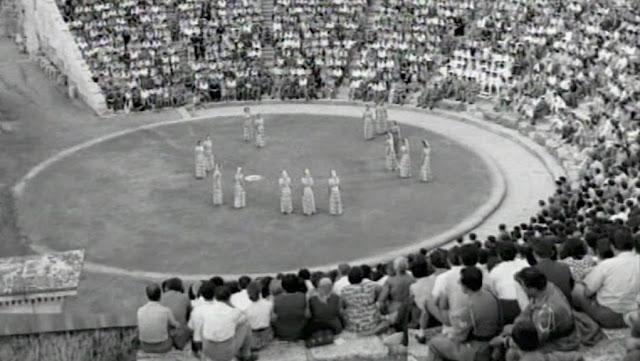 65 χρόνια συμπληρώνει φέτος το Φεστιβάλ Επιδαύρου (βίντεο)