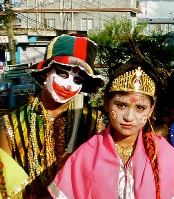 Gai Jatraa festival