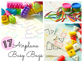 The Practical Mom's Travel Busy Bag: Road Map (Practical Mondays #20)