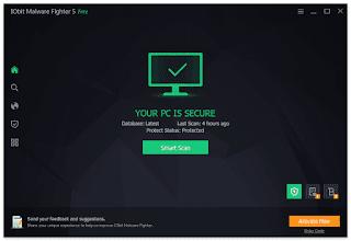 تنزيل, برنامج, مكافحة, الملفات, الضارة, والبرمجيات, الخبيثة, والتجسس, IObit ,Malware ,Fighter, اخر, اصدار