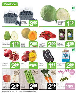 Highland Farms Weekly Flyer Circulaire January 18 - 24, 2018