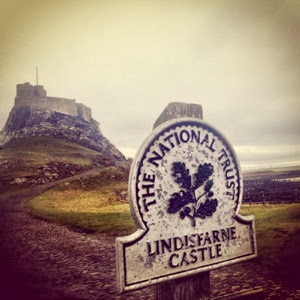 Our Top 10 North East Castles - Lindisfarne Castle