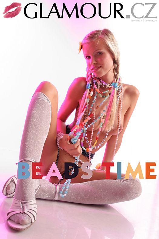 Glamour.cz - Marketa 3 - Set 26 - Beads Time