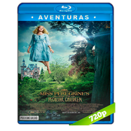 Miss Peregrine y los niños peculiares (2016) BRRip 720p Audio Dual Latino-Ingles