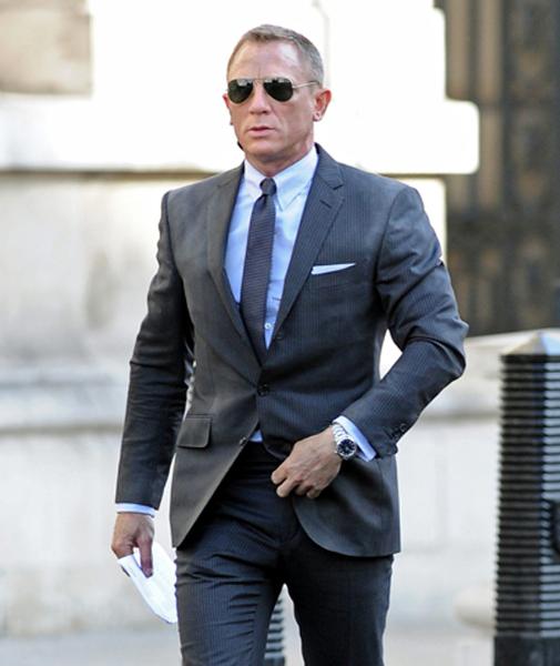 Tom Ford Suits James Bond