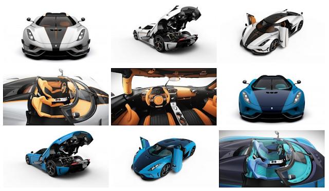 Geneva Motor Show, Koenigsegg, Koenigsegg Regera