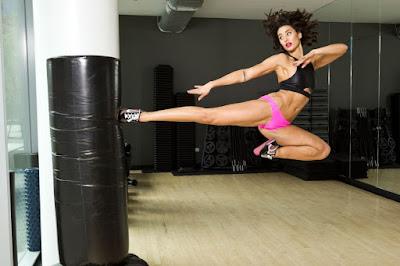 Bianca Bree van Damme legs