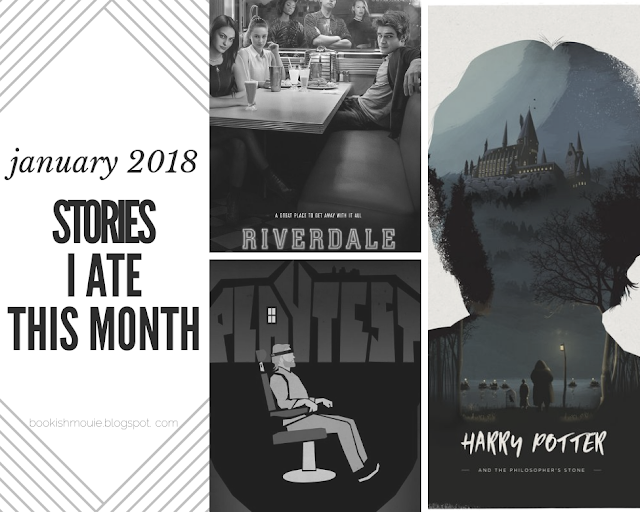 Stories I Ate This Month: JANUARY 2018