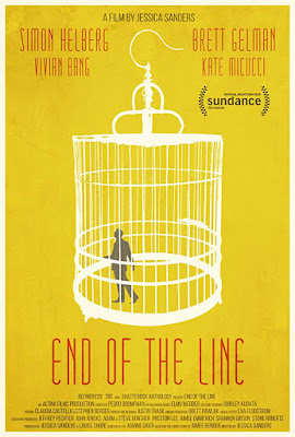 End of the Line 2018 movie poster short film