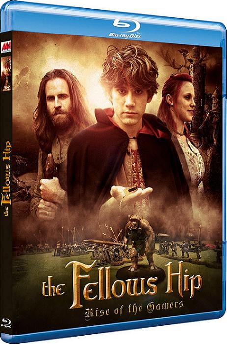 Afbeeldingen van Lord of the Rings Bluray Fellowship
