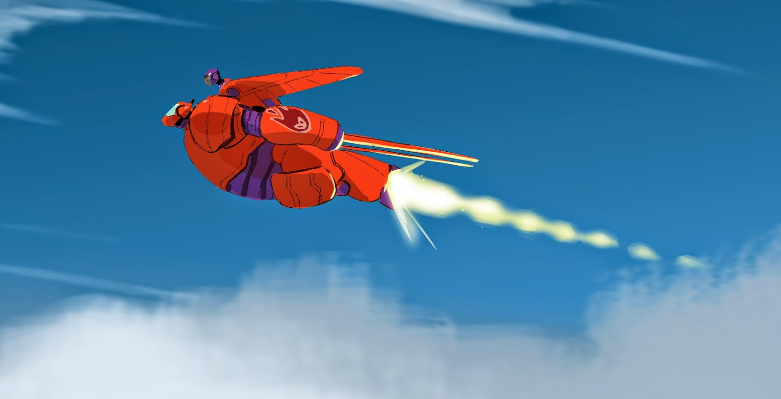 The Art Of Kevin Nelson From Big Hero 6 Early Gogo From