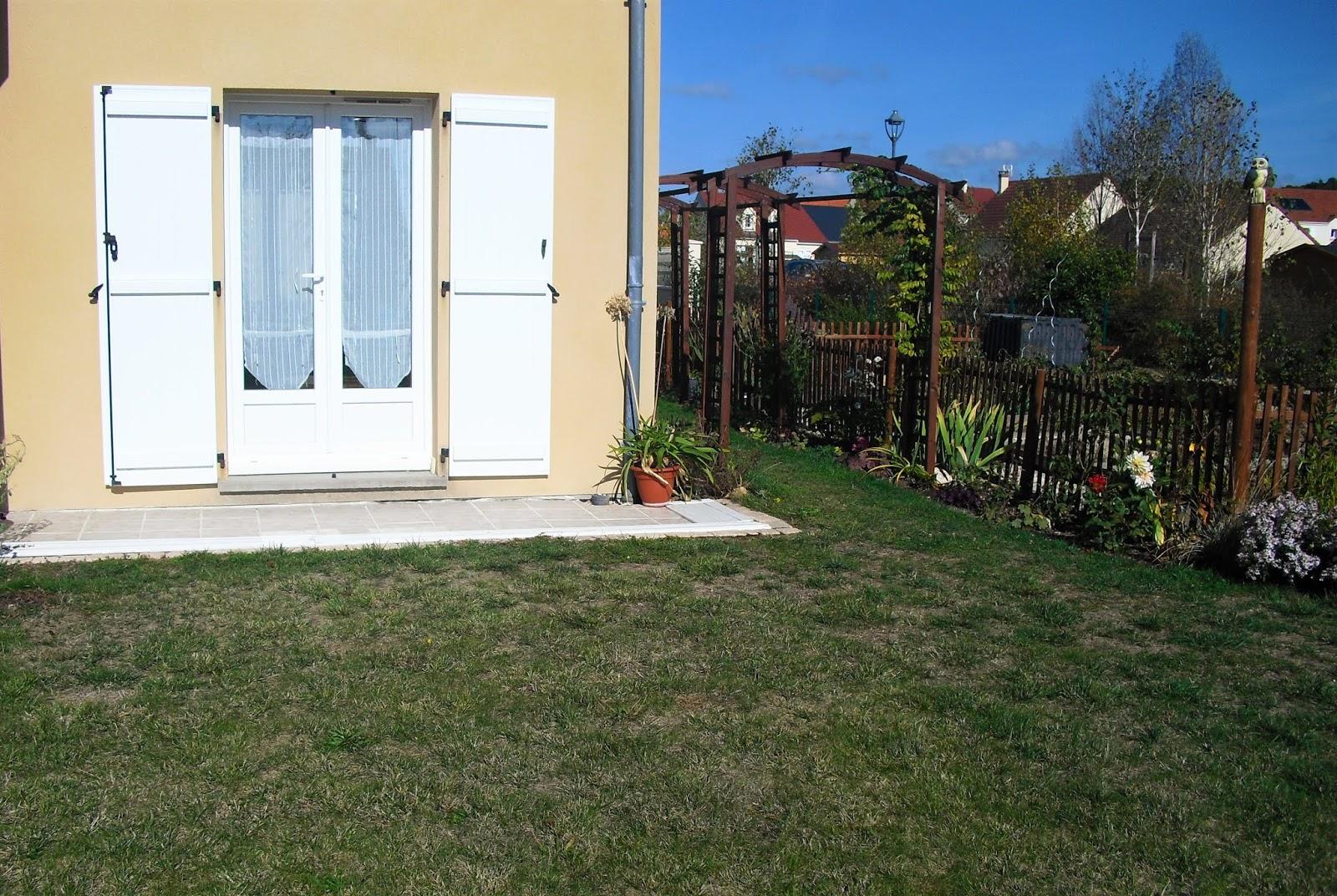 Mon petit jardin en Sologne: Le jardin a 5 ans ! Partie 7 : le ...