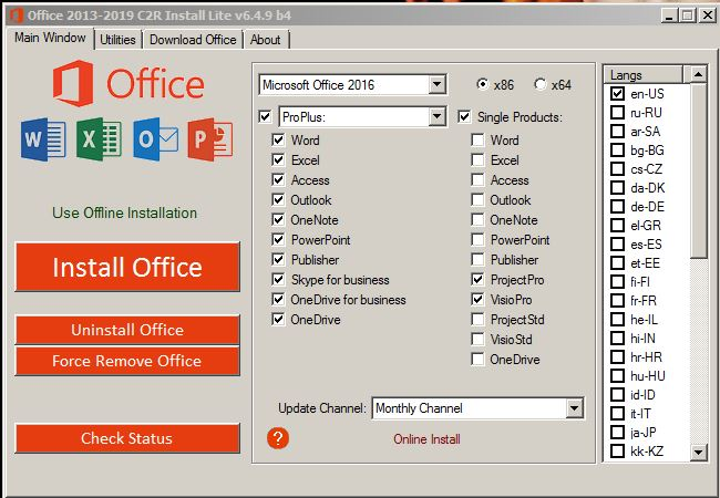 download activator for microsoft office 2013