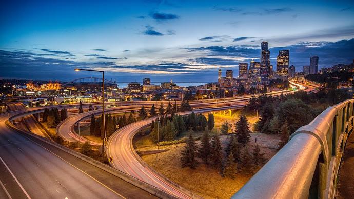 Wallpaper: Seattle Skyline