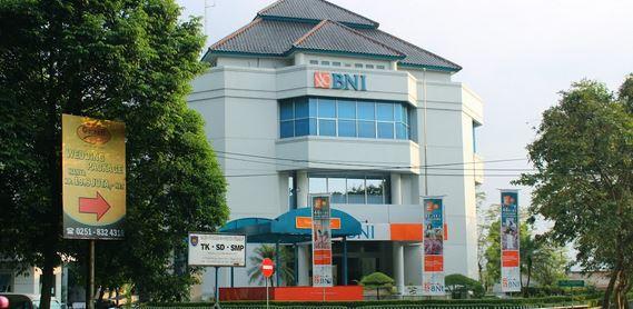 Lokasi Dan Alamat Bank BNI Di Bogor
