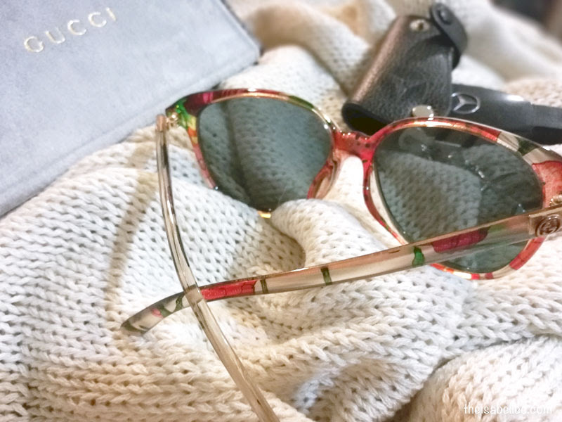 Branded Gucci eyewear