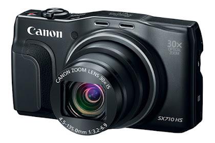 Canon PowerShot SX710 HS Driver Download Windows, Mac