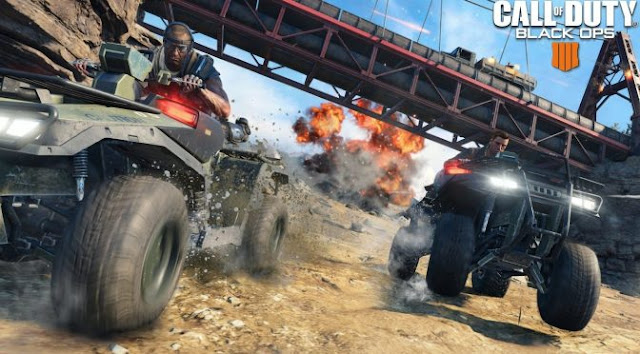 وضع battle royale من Call of Duty: Black Ops 4 متاح الان للعب مجانا لغاية 24 جانفي