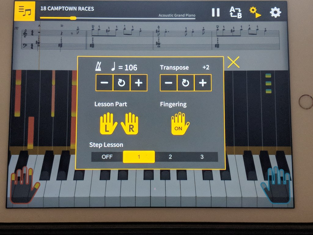 AZ PIANO REVIEWS: REVIEW-Casio PXS1000 Digital Piano Portable