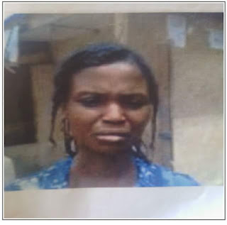 Photo: Lagos High Court sentences housewife to 13 years imprisonment for Human Trafficking and enslaving minors