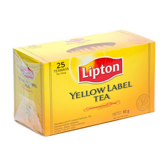 Teh uncang Lipton