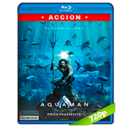 Aquaman (2018) BRRip 720p Audio Dual Latino-Ingles