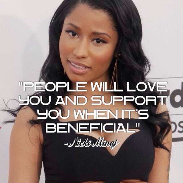 Nicki Minaj Boss Quotes