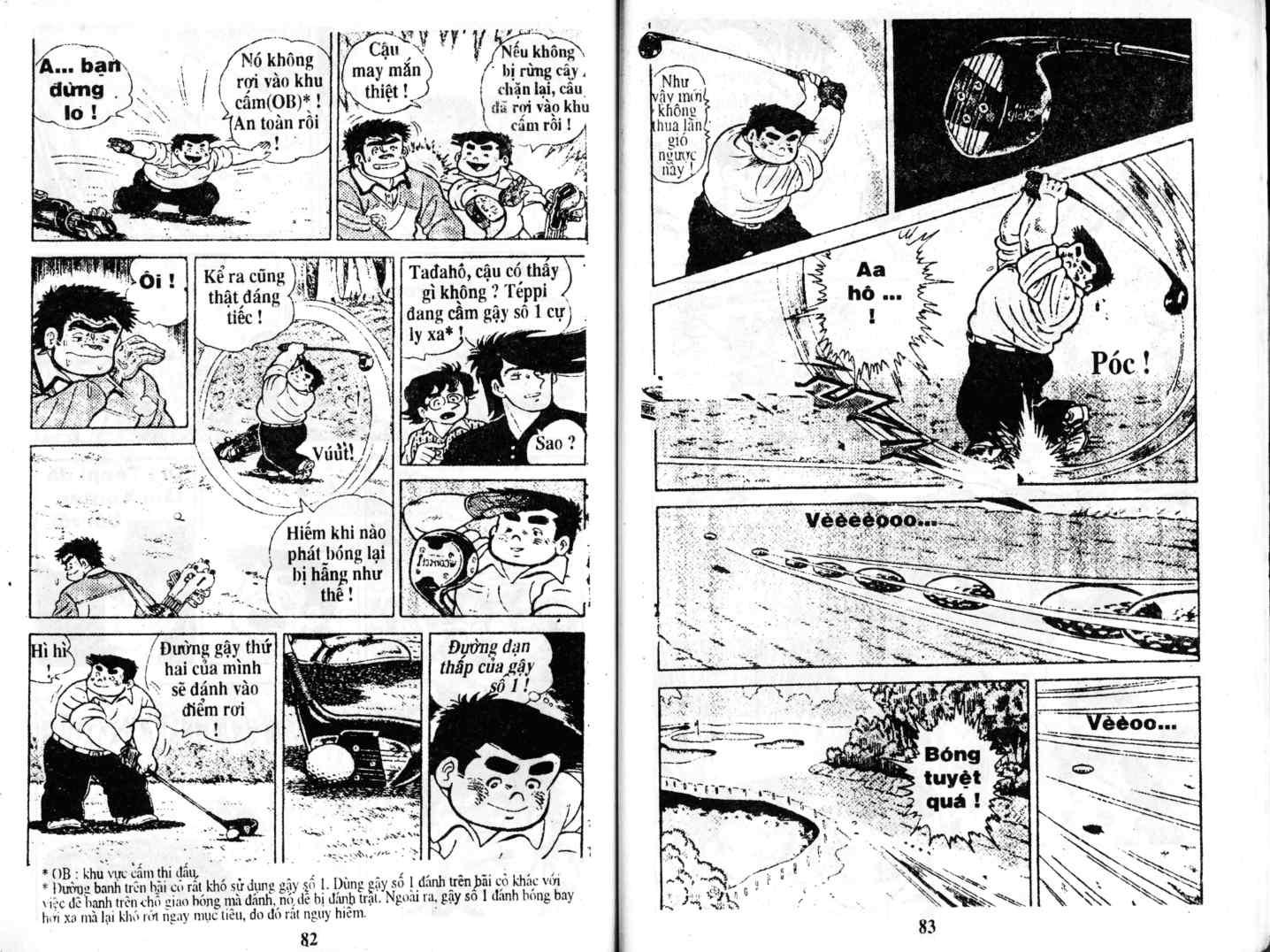 Ashita Tenki ni Naare chapter 3 trang 40