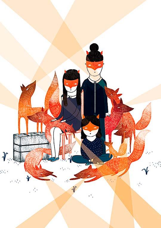 Ilustración de Liébana Goñi